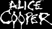 Band Logo for ALICE COOPER