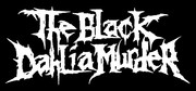 Band Logo for THE BLACK DAHLIA MURDER