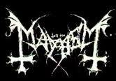 Band Logo for MAYHEM