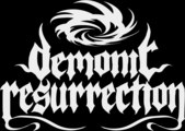 Band Logo for DEMONIC RESURRECTION