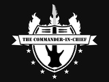 Band Logo for COMMANDER IN CHIEF
