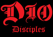 Band Logo for DIO DISCIPLES