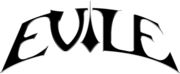 Band Logo for EVILE