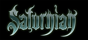 Band Logo for SATURNIAN