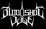 Band Logo for BLOODSHOT DAWN