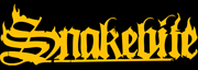 Band Logo for Snakebite
