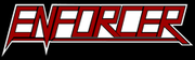 Band Logo for Enforcer