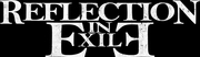 Band Logo for REFLECTION IN EXILE
