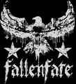Band Logo for FALLEN FATE