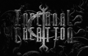 Band Logo for INFERNAL CREATION