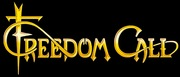 Band Logo for FREEDOM CALL