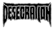 Band Logo for Desecration