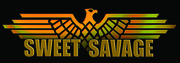 Band Logo for SWEET SAVAGE
