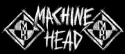 Band Logo for MACHINE HEAD