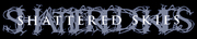 Band Logo for SHATTERED SKIES