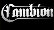 Band Logo for CAMBION