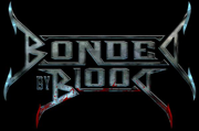 Band Logo for Bonded By Blood