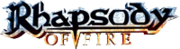 Band Logo for Rhapsody Of Fire