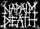 Band Logo for Napalm Death