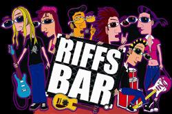Riffs logo updated