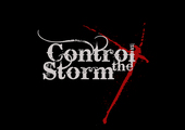 Band Logo for CONTROL THE STORM