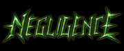 Band Logo for NEGLIGENCE