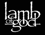 Band Logo for LAMB OF GOD