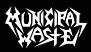 Band Logo for MUNICIPAL WASTE