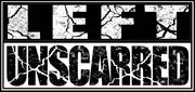 Band Logo for LEFT UNSCARRED