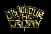 Band Logo for DISHONOUR THE CROWN