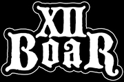 Band Logo for XII BOAR