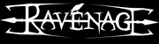 Band Logo for RAVENAGE