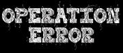Band Logo for OPERATION ERROR
