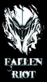 Band Logo for FALLEN RIOT