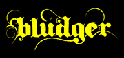 Band Logo for BLUDGER