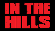 Band Logo for IN THE HILLS