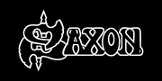 Band Logo for SAXON