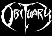 Band Logo for OBITUARY