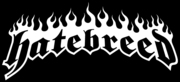 Band Logo for HATE BREED