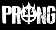 Band Logo for PRONG