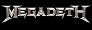 Band Logo for MEGADETH