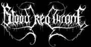 Band Logo for BLOOD RED THRONE