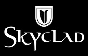 Band Logo for SKYCLAD