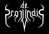 Band Logo for DE PROFUNDIS