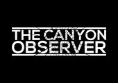 Band Logo for THE CANYON OBSERVER