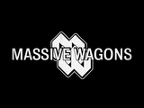 Band Logo for MASSIVE WAGONS