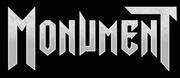 Band Logo for MONUMENT