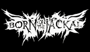 Band Logo for BORN OF THE JACKAL