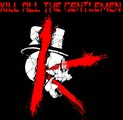 Band Logo for KILL ALL GENTLEMEN