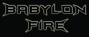 Band Logo for BABYLON FIRE